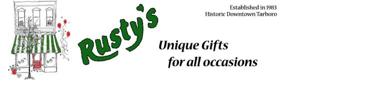 Rusty's Gift Shop | Tarboro NC
